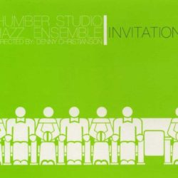 Humber Studio Jazz Ensemble - Invitation